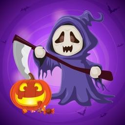 Halloween & Zombies Stickers