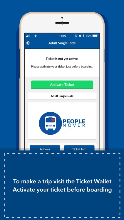 People Mover mTicket screenshot-3