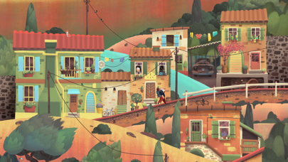 Screenshot #3 pour Old Man's Journey