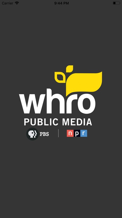 WHRO Public Media App screenshot-0