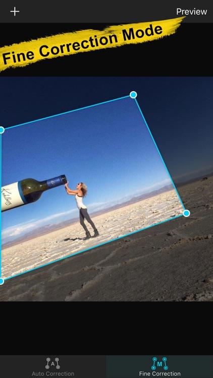 Photo Perspective Editor&Maker screenshot-4