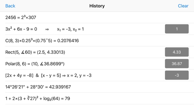 Calculator!! screenshot-8