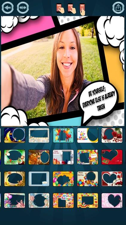 Frames edit and create cards screenshot-5