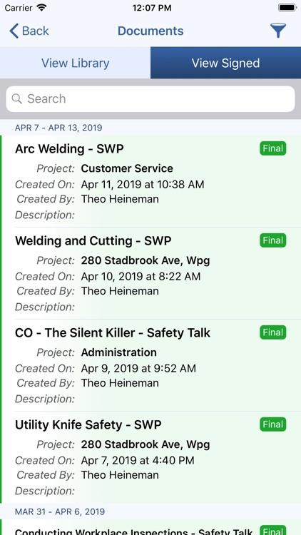 mySafetyApp screenshot-6