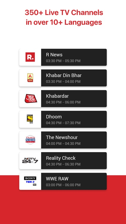 Airtel Xstream screenshot-3