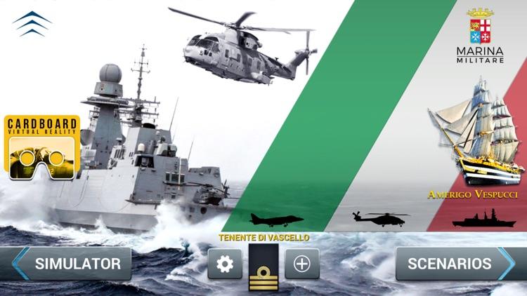 Marina Militare It Navy Sim screenshot-4