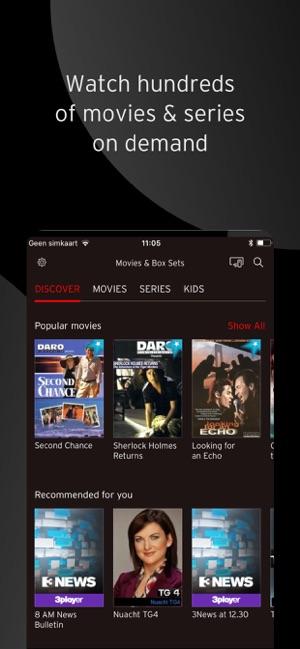 Virgin TV Anywhere Ireland on the App Store