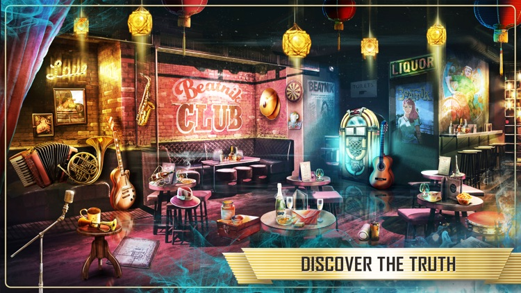 Project Blue Book: The Game screenshot-5