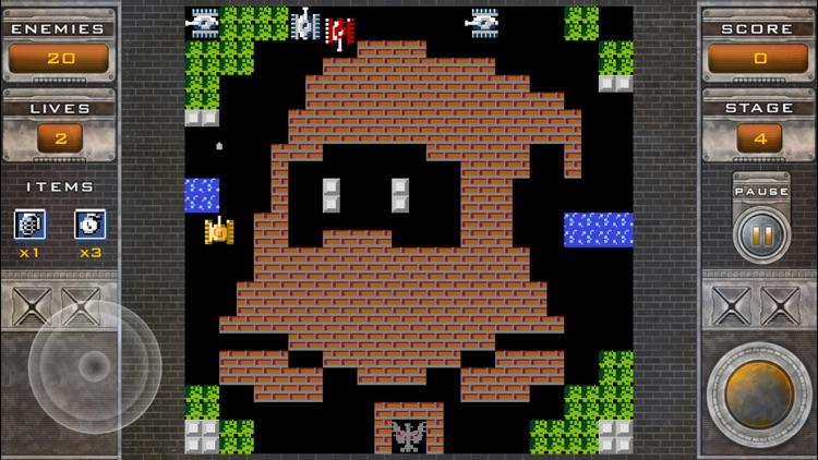 Brick City: Tank Warfare screenshot-0
