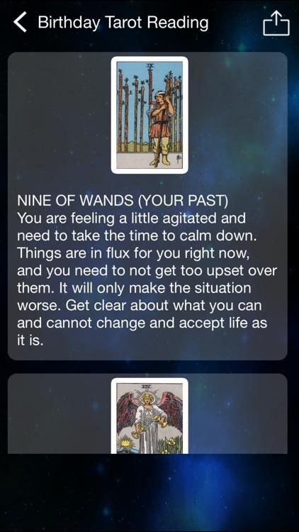 Tarot Card Reading Online screenshot-4