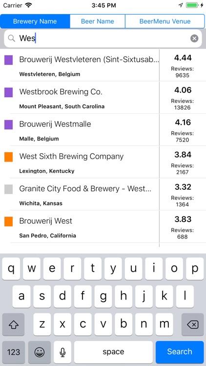 Finding Beer screenshot-4