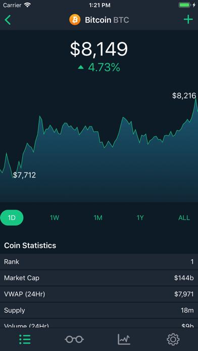 CoinCap - 窓用