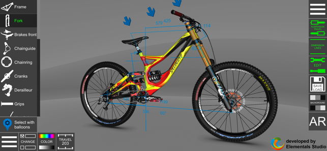 Bike 3d Configurator On The App Store