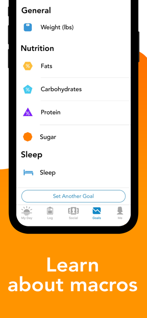 ‎Lose It! – Calorie Counter Screenshot