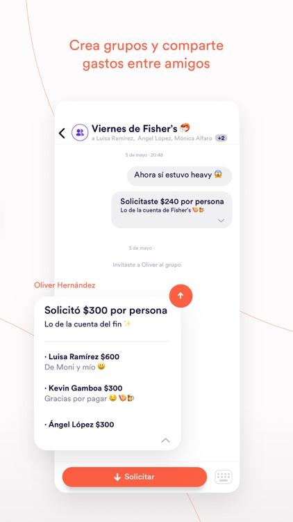 Enso — Envía y recibe dinero