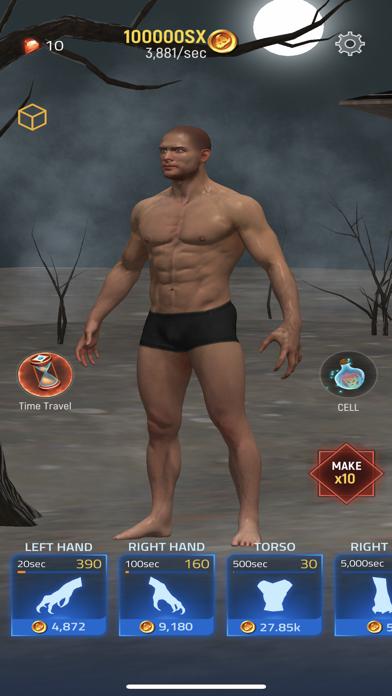 Idle Transformation screenshot 1