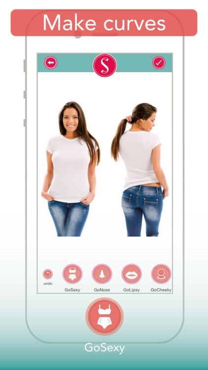 GoSexy - Slimming Body Editor screenshot-3