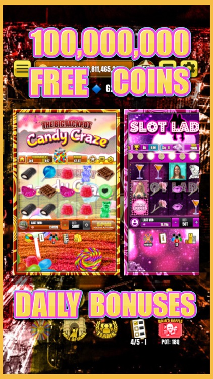 The Big Jackpot screenshot-2
