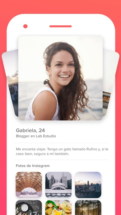Screenshot for Tinder in Colombia App Store