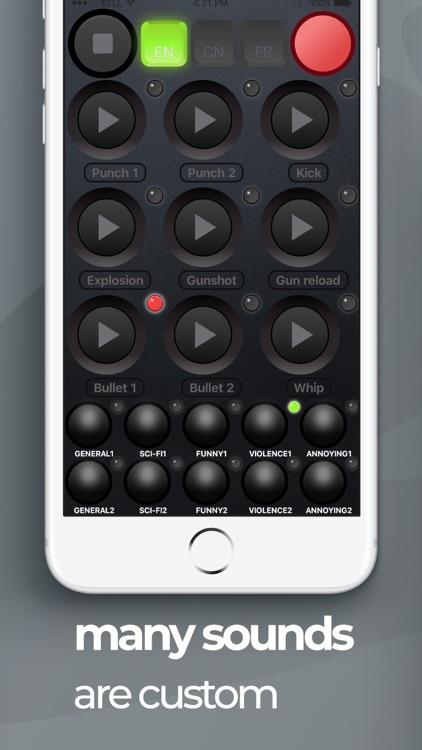 Hasen Sound FX screenshot-3
