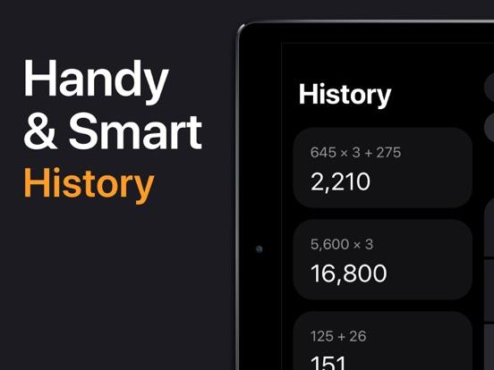 Calculator for iPad screenshot 2