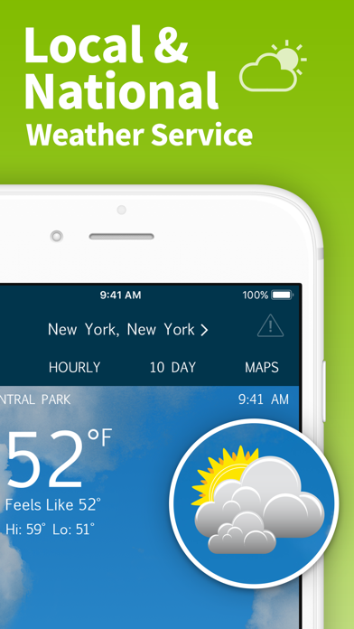WeatherBug Elite Screenshot