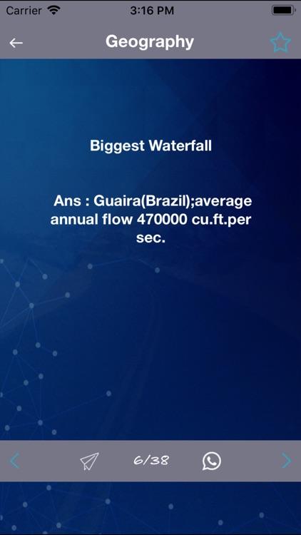 World General Knowledge 2020 screenshot-7