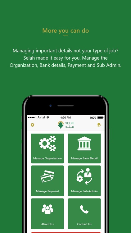 Selah App screenshot-4