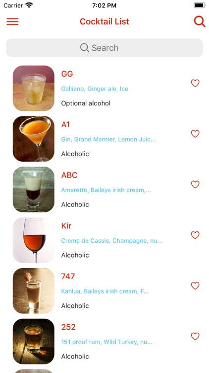 Drinks & Cocktails - Recipes screenshot-5