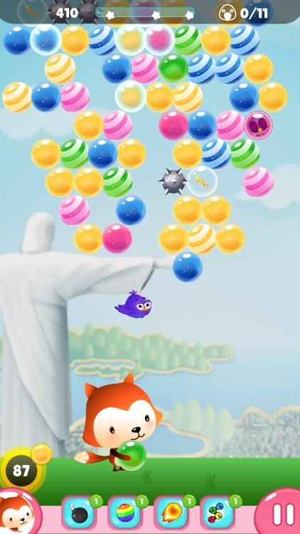 Bubble Birds Pop! screenshot-3