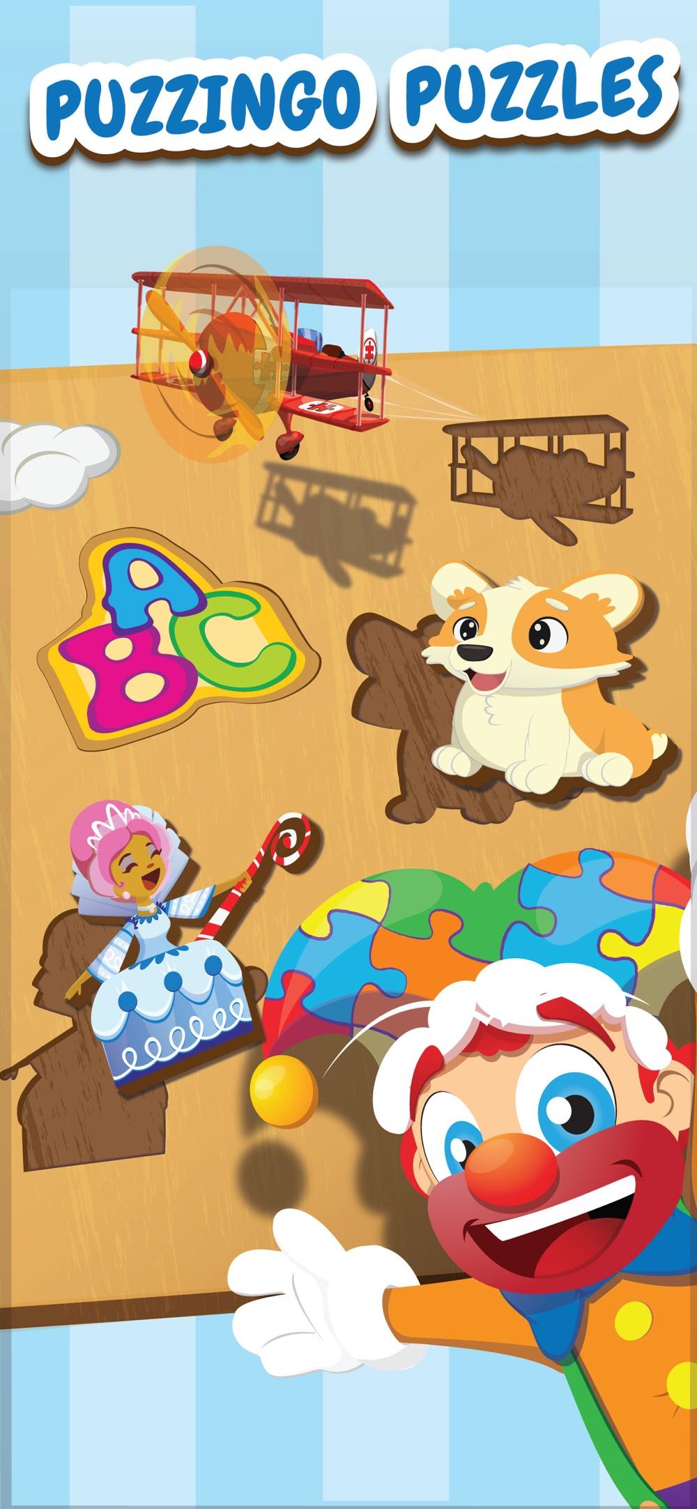 Kids Puzzles Games Puzzingo Cheat Codes