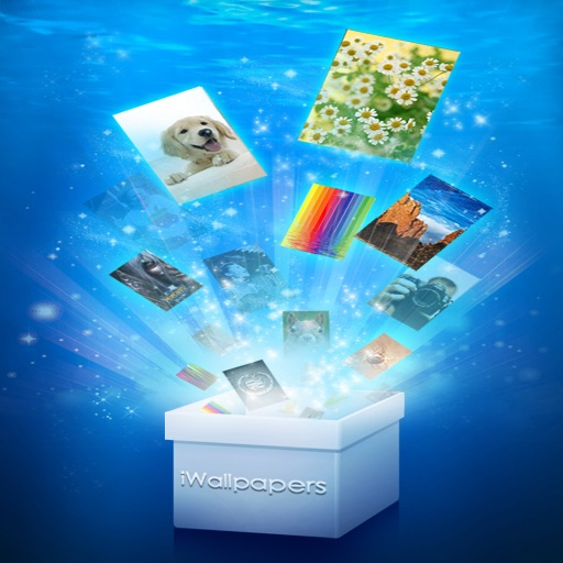 All-IN-1 Wallpapers Box With Glow Effects - Customize Wallpaper & Background