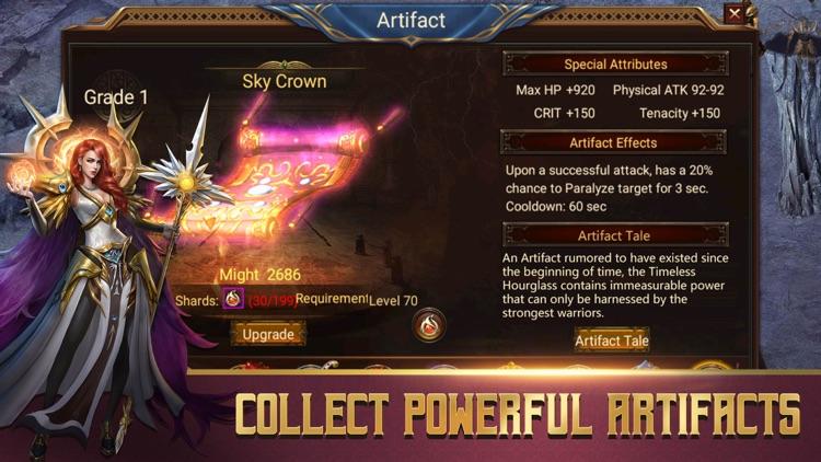 Resurrection of Heroes screenshot-3