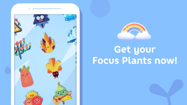 Focus Plant - Pomodoro timer screenshot-4