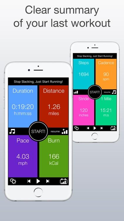 jS Run Pro - Running Tracker