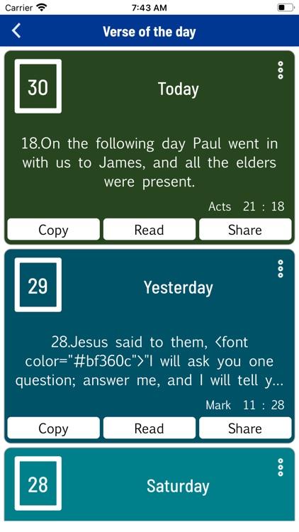 ESV Bible Pro screenshot-9