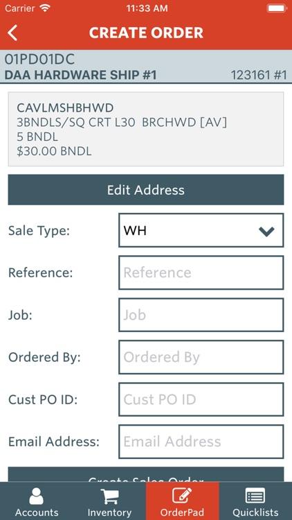 Agility Mobile Sales screenshot-4