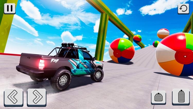 Mega Ramp Car Stunt Games 2020 screenshot-4