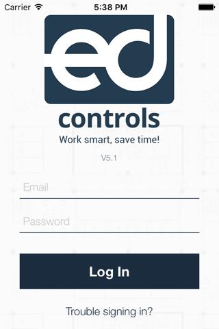 Ed Controls - náhled