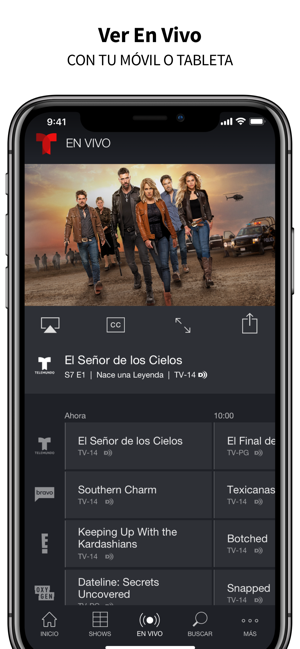 Telemundo Capitulos Completos On The App Store
