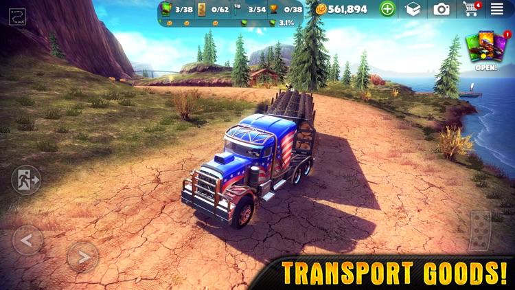 Off The Road screenshot-0