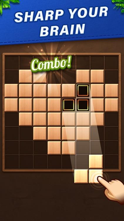 Fill Wooden Block Puzzle 8x8 screenshot-5