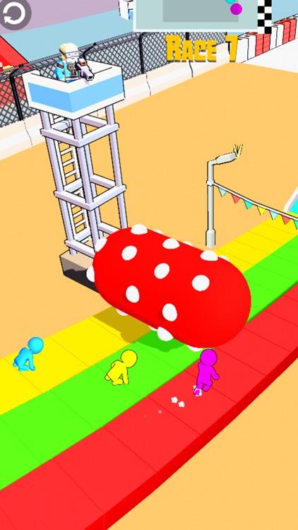 Stickman Race 3D screenshot-8