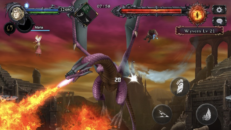 Castlevania Grimoire of Souls screenshot-5
