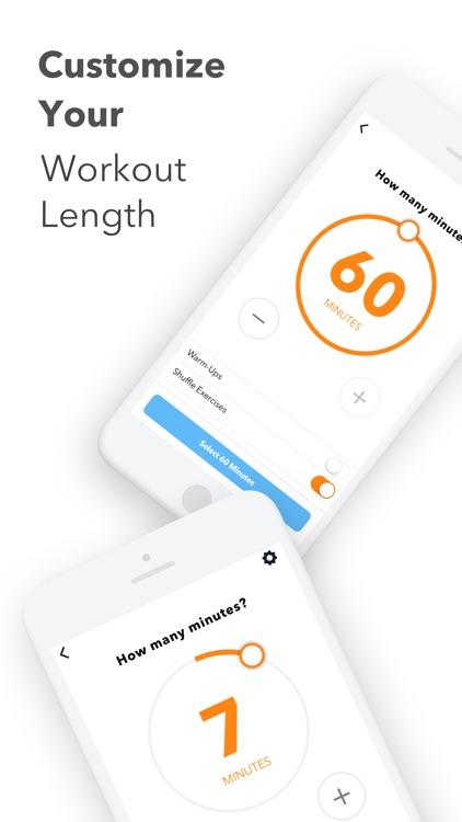 Sworkit Fitness & Workout App screenshot-6