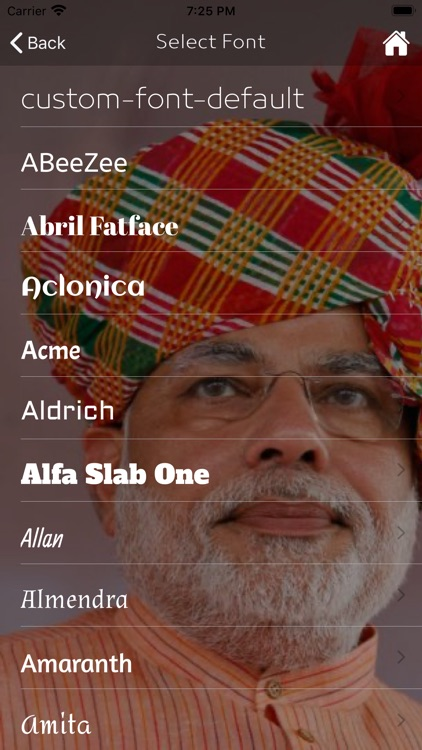 Quotes Of Narendra Modi screenshot-5