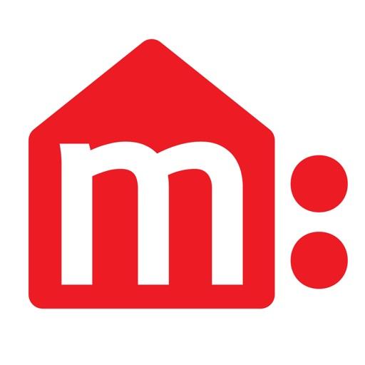 m:tel Smart Home app logo