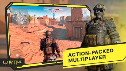 Screenshot from Battle Prime