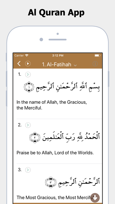 Top 10 Apps like Quran Majeed - القرآن المجيد in 2019 for