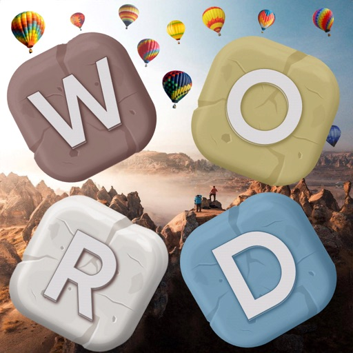 Word Stones: Word Tower Game